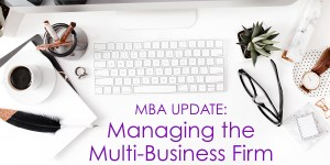 mba business strategy strategic thinking