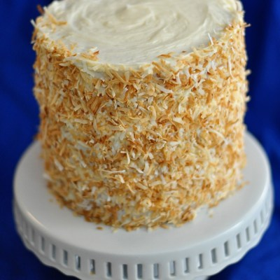 Cake #30: Coconut Cream Cake