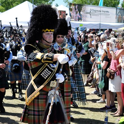 The Arizona Highland Games