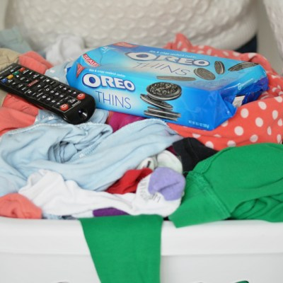 The Trouble With Laundry (+ What I'm Currently Doing About It)