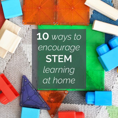 10 Ways We Encourage STEM Learning At Home (And A Snapology LEGO Giveaway! — CLOSED)