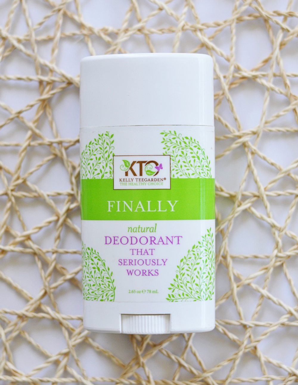 A stinky girl's quest for the best natural deodorant