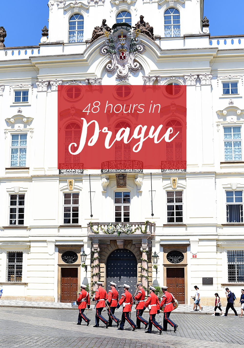The best of Prague in 48 hours: a detailed travelogue of our two day stay in Prague, Czech Republic