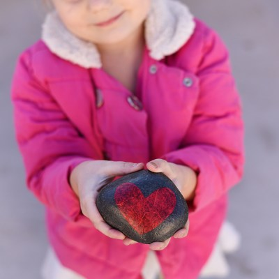 Mila Monday: The Kindness Rock