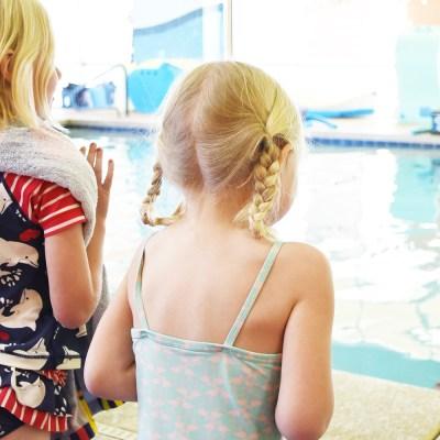 Mila Monday: Swimming Lessons
