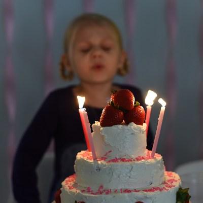 Mila Monday: Birthday Traditions
