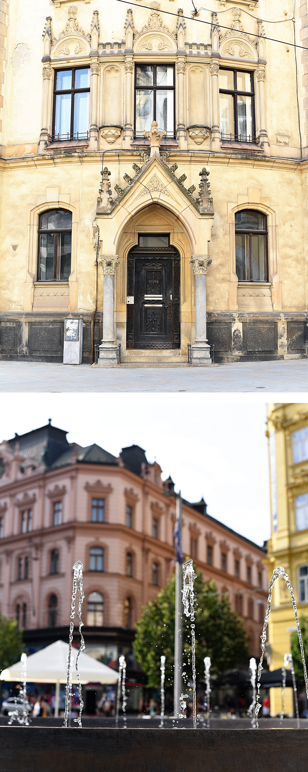 We spent one perfect day in Brno, Czech Republic, and I feel in love with the city.