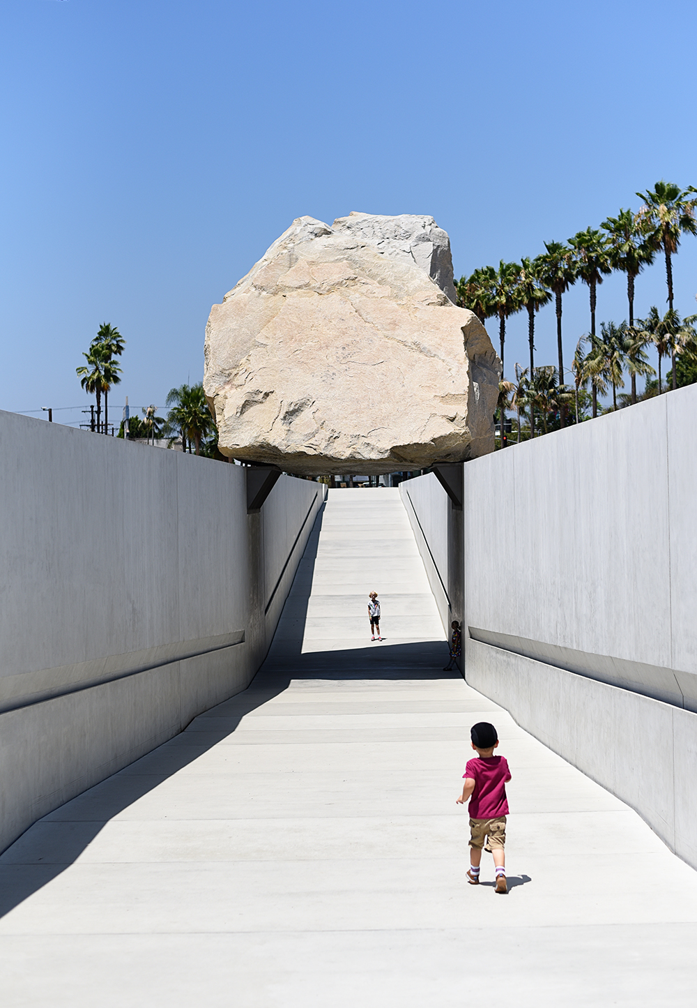 some highlights from our family trip to Los Angeles (with kids but no theme parks!)