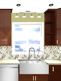 Jen Caputo: More kitchen lighting options...