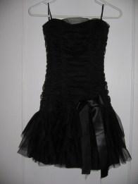 first prom dress