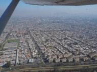 Looking over Santiago - HUGE