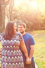 Kristi and Corey - Engagement Photos