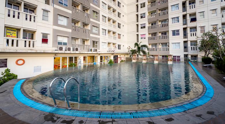 kolam renang belmont residence