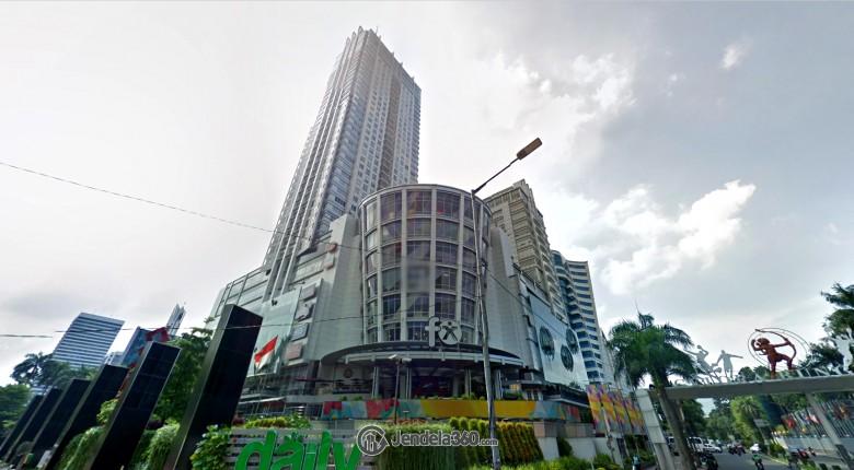 Apartemen FX Residence, Apartemen Dekat Istora Senayan