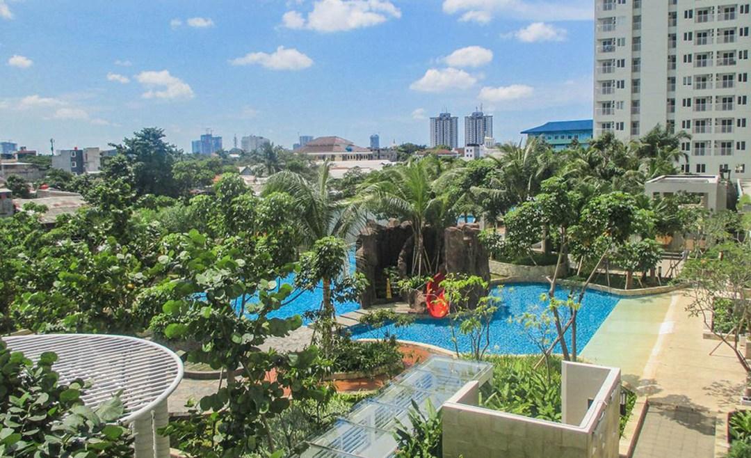 kost apartemen di Jakarta