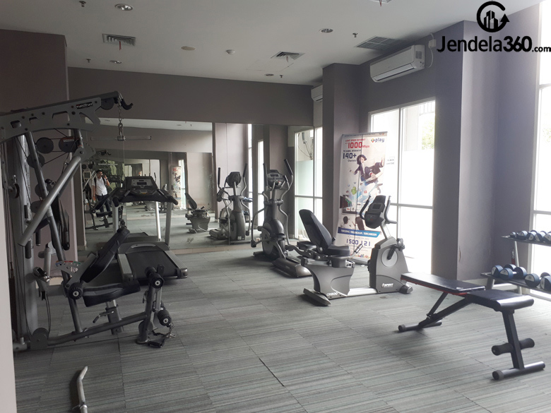 gym apartemen westmark