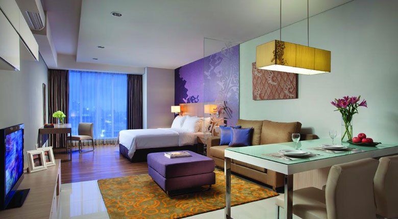 Citadines Rasuna Serviced Apartment