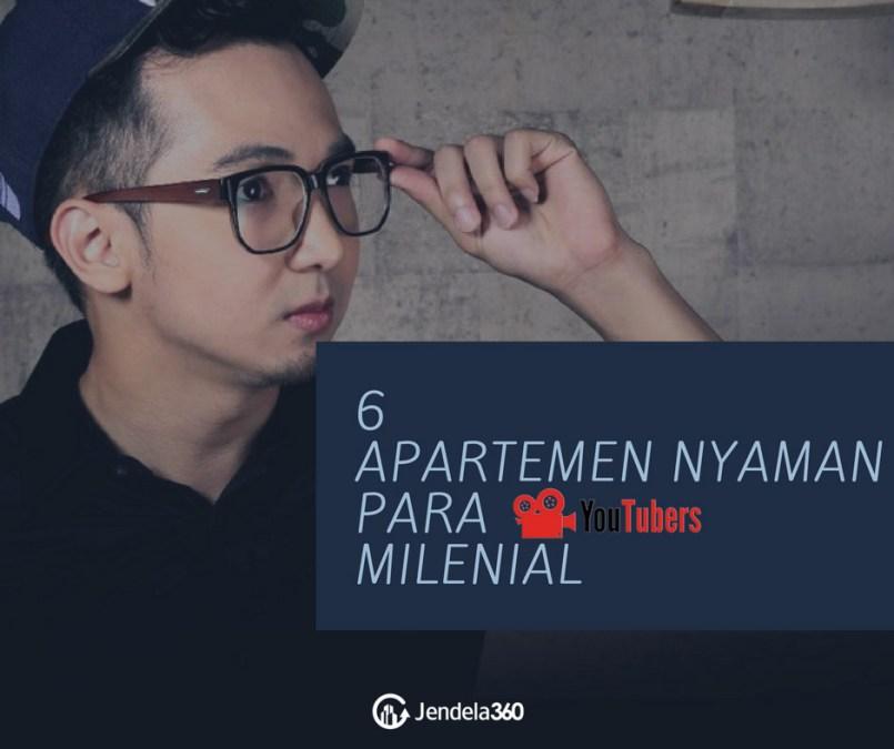 Inilah 6 Apartemen Nyaman Milik Para Youtuber Milenial