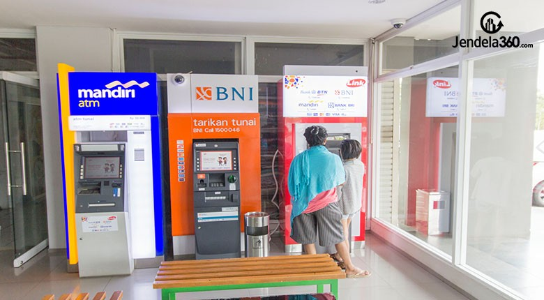 ATM Center Green Pramuka