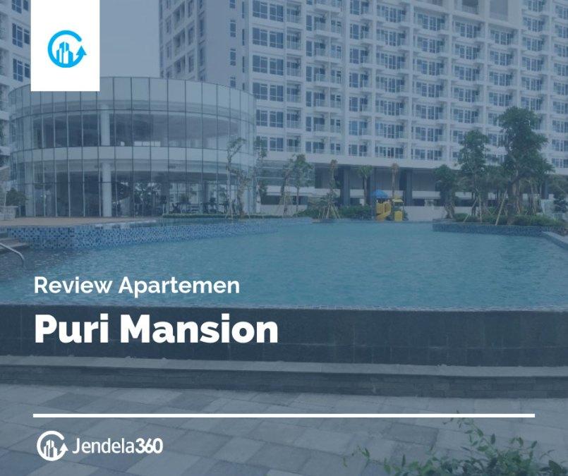 Review Apartemen Puri Mansion