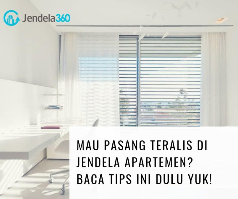 Mau Pasang Teralis di Jendela Apartemen? Baca Tips Ini Dulu Yuk!