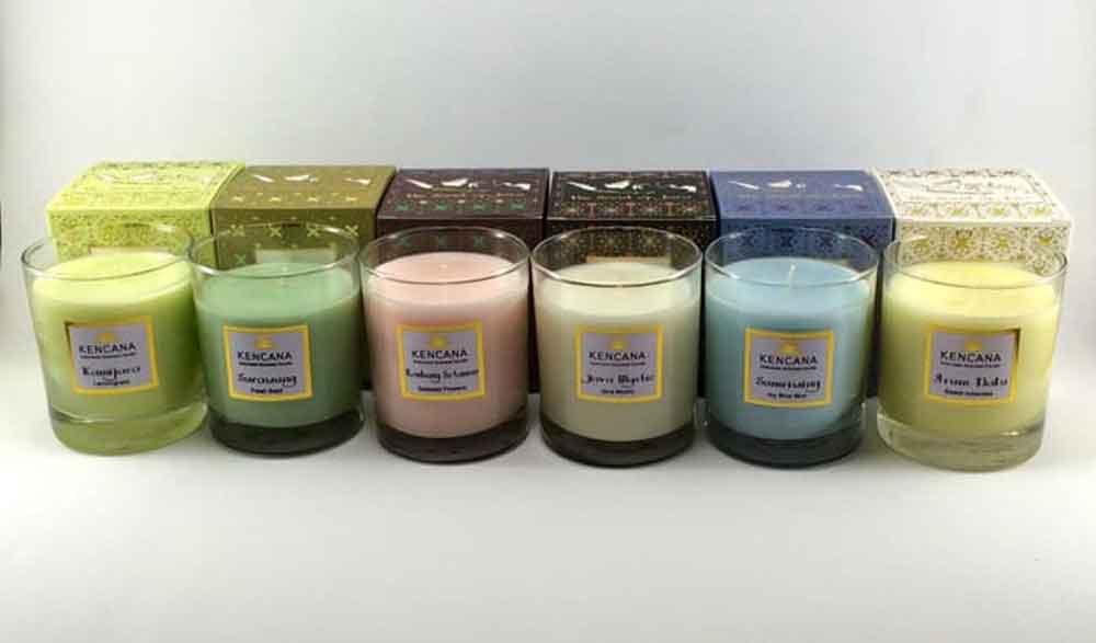 lilin aromaterapi tahan lama