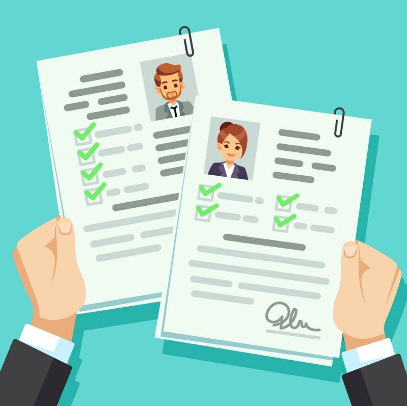Perbedaan CV Dan Portofolio, Lengkap Dengan Contoh