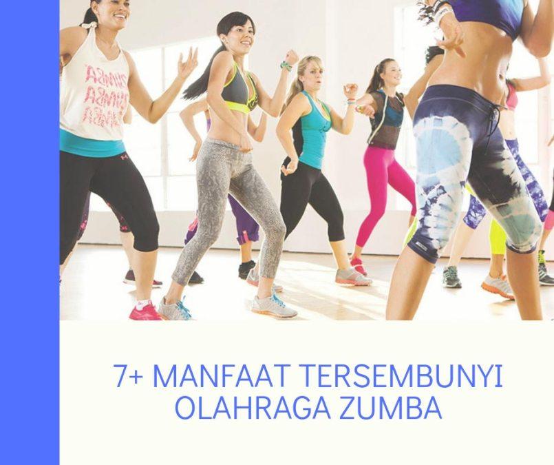 7+ Manfaat Zumba, Olahraga yang Membuat Badanmu Bergerak Sendiri!