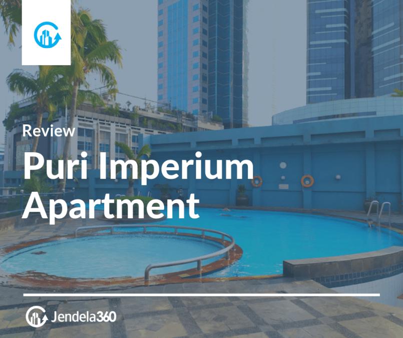 Puri Imperium Apartment Review & Ratings