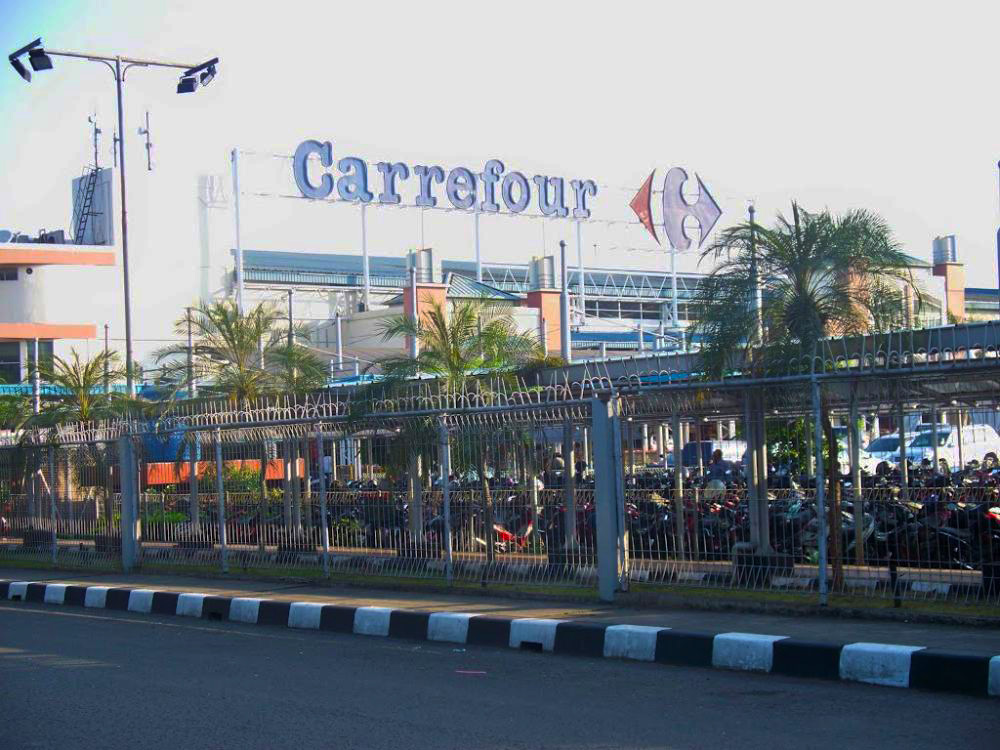 Carrefour MT Haryono