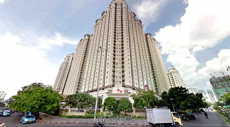 harga sewa apartemen Jakarta Pusat