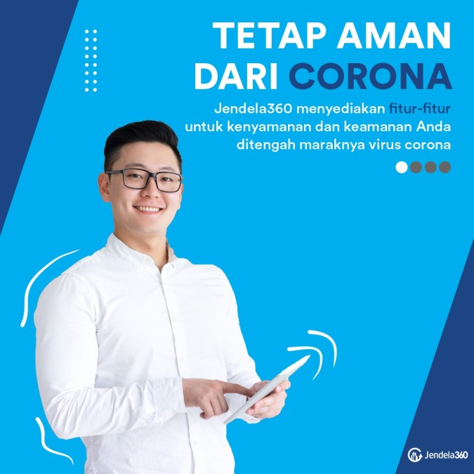 #Waspada COVID-19: Maksimalkan Virtual Tour 360 & Video Call Untuk Viewing Online