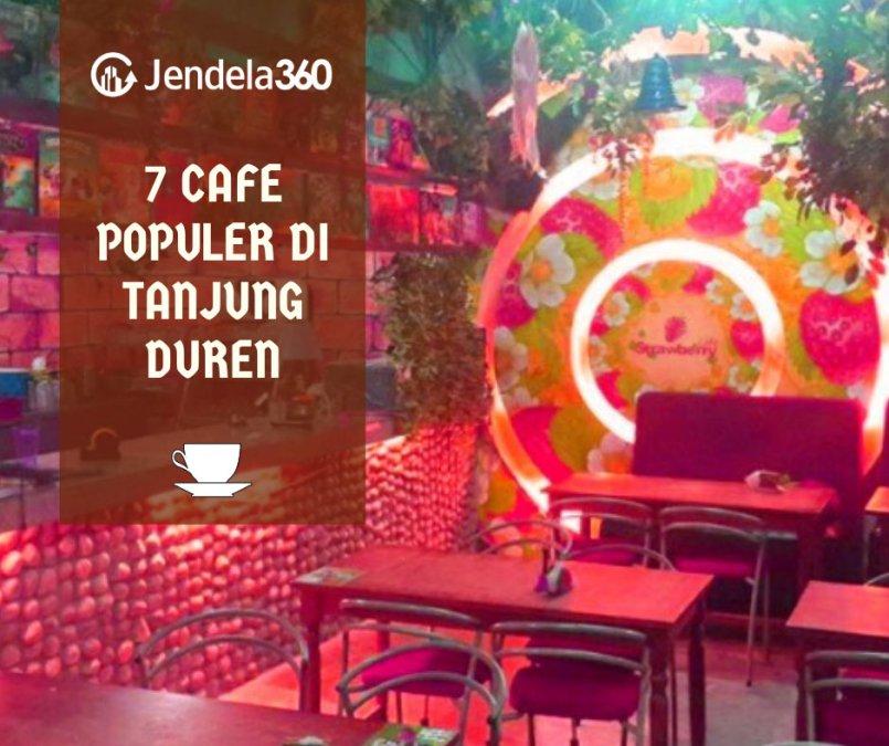 Nggak Cuma Kopi, 7+ Cafe di Tanjung Duren Ini Sajikan Menu Unik Loh