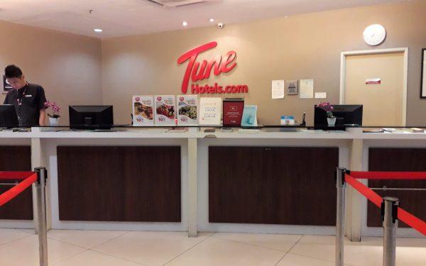 Tune Hotel Georgetown Penang Malaysia