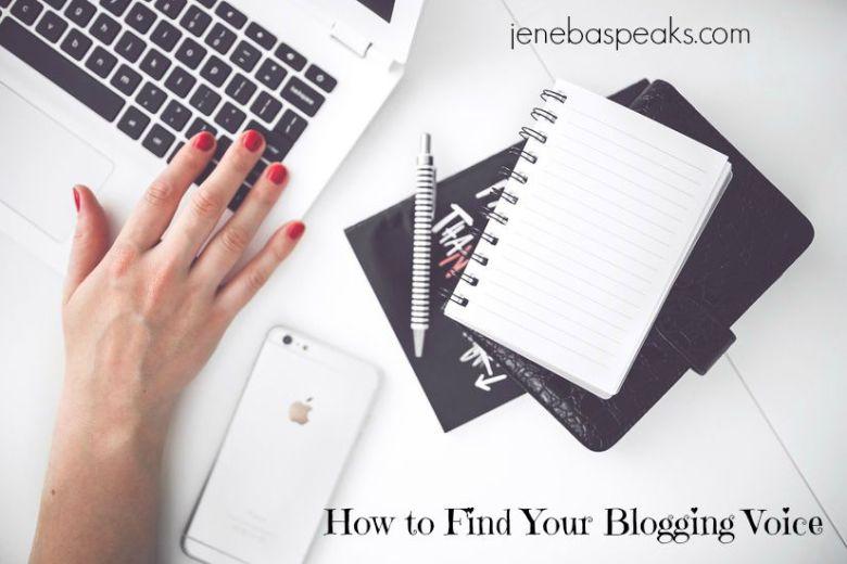 blogging voice jenebaspeaks.com
