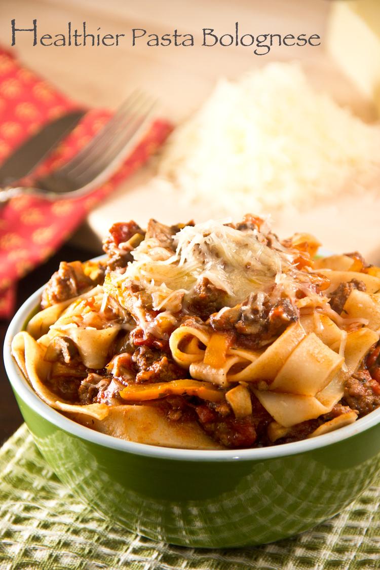 Healthier-Bolognese-Pasta