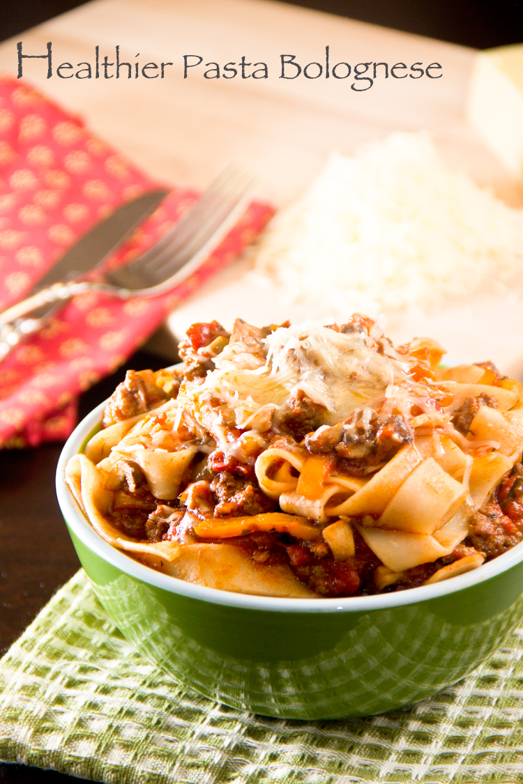 Healthy-Pasta-Bolognese