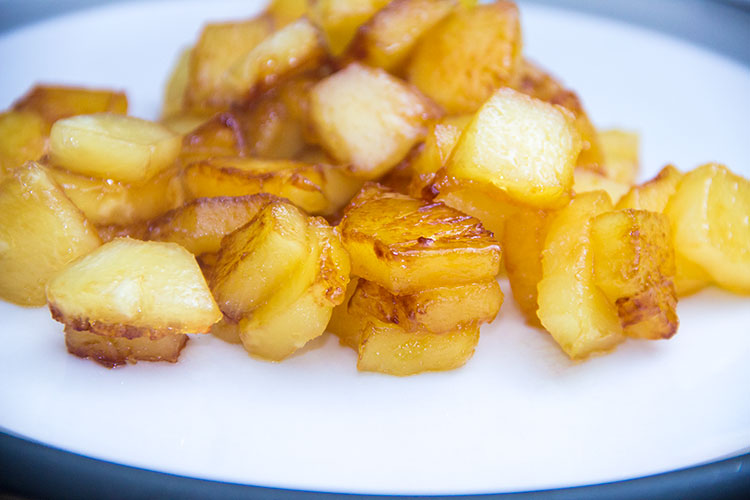 caramelized-pineapple