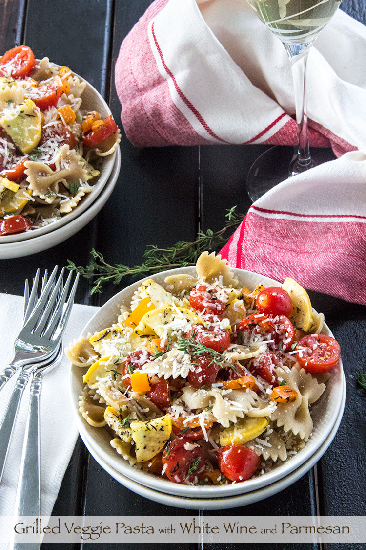 Grilled-Vegetable-Pasta-with-White-Wine-and-Parmesan