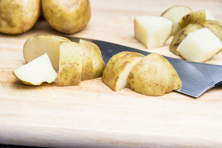 chopping-potatoes