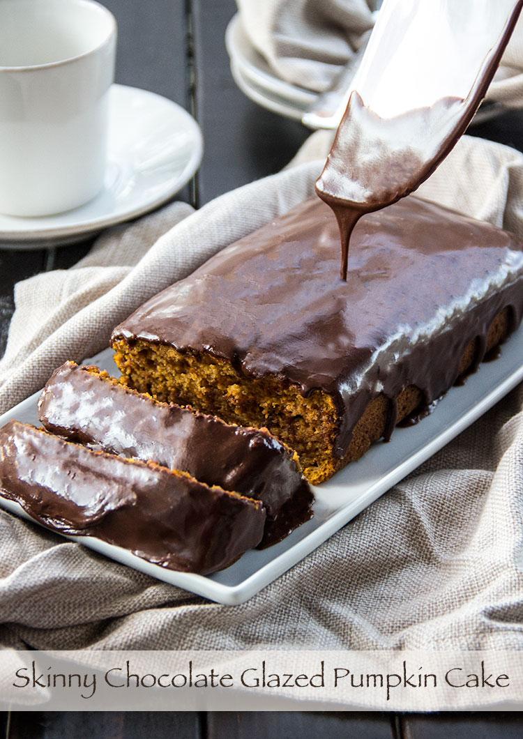 Skinny-Chocolate-Glaze-Pumpkin-Bread