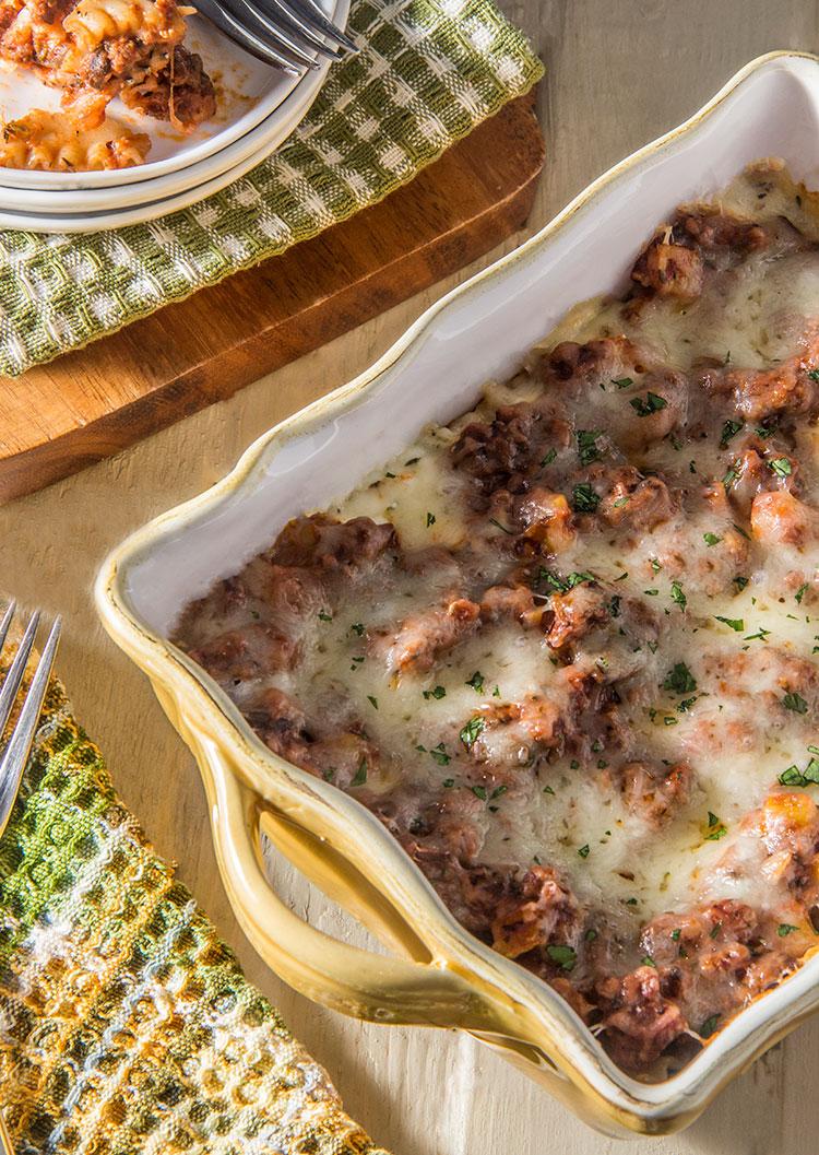 Skinny-Meat-Lasagna