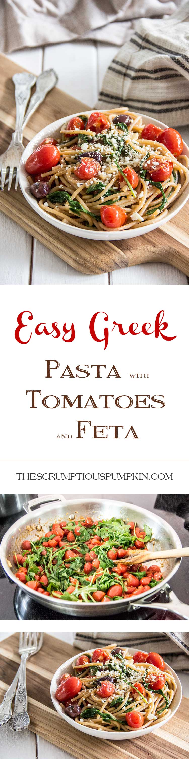 20-minute-easy-greek-pasta-with-tomatoes-and-feta