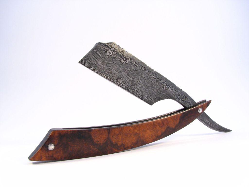 DS damascus ironwood