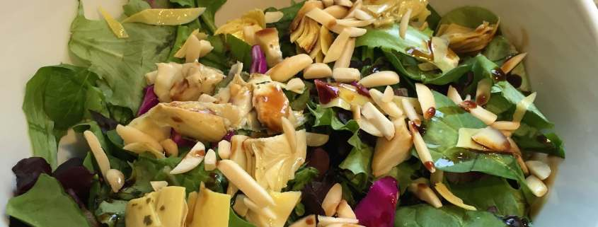 Six Ways to Be Satisfied Eating a Salad