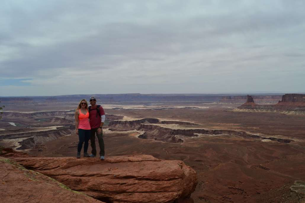 Murphy Point in Canyonlands National Park