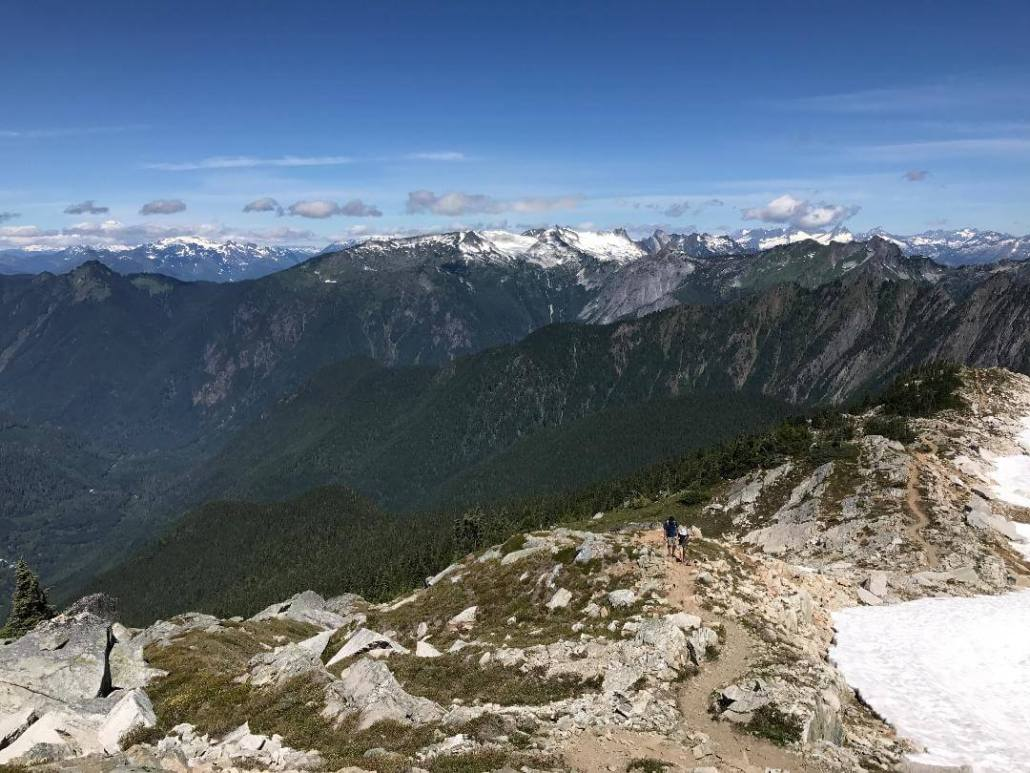 Best hike in the North Cascades National Park