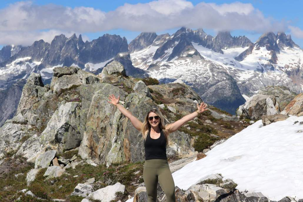 Trappers Peak, North Cascades National Park