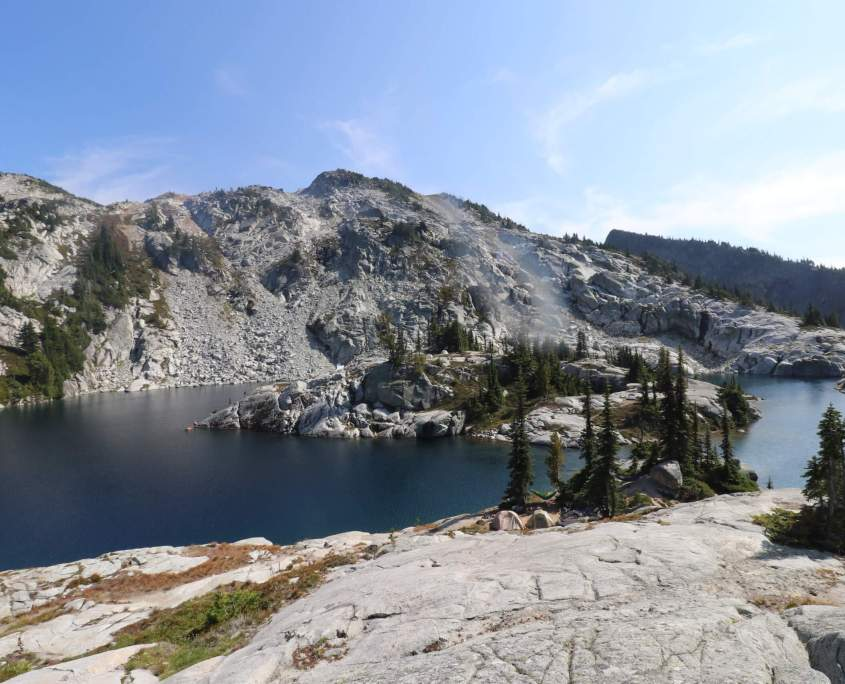 Tuck & Robin Lakes
