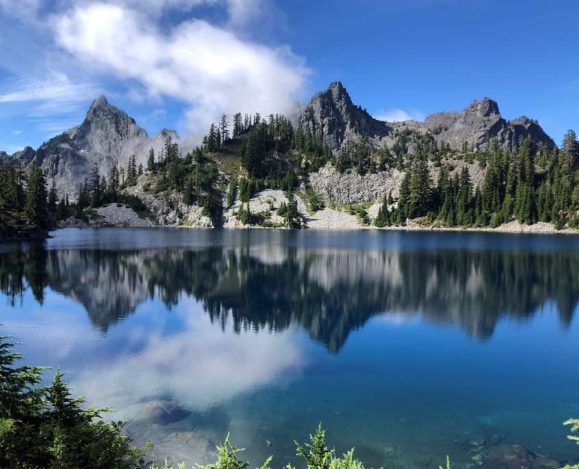 Gem Lake, Alpine Lakes Wilderness